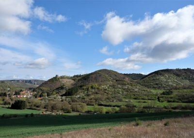 Altenbamberg mit Burg