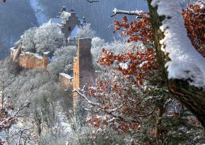 Altenbaumburg-Winter-Schnee