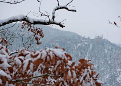 Altenbaumburg im Winter