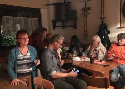 KultuFenster im November 2019 Freunde und andere Zeigenossen10