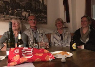 KultuFenster im November 2019 Freunde und andere Zeigenossen5
