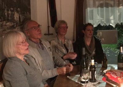 KultuFenster im November 2019 Freunde und andere Zeigenossen9